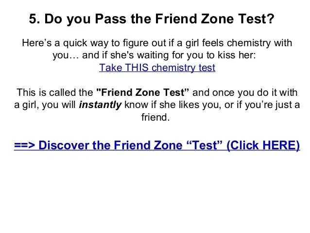 How to know if a girl likes you quiz