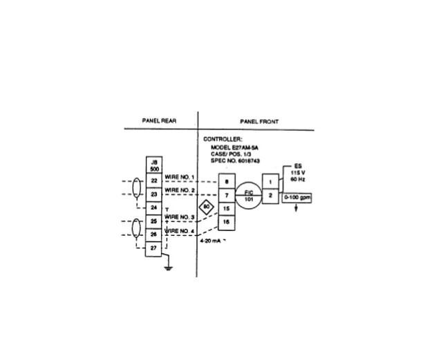 diagrama de cableado for slide room