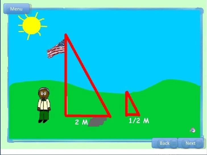 Similar Triangles Concept