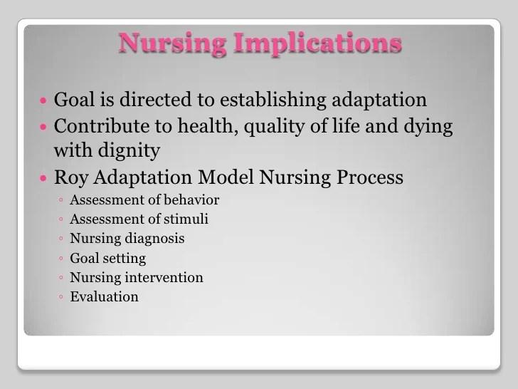 resume model nursing
