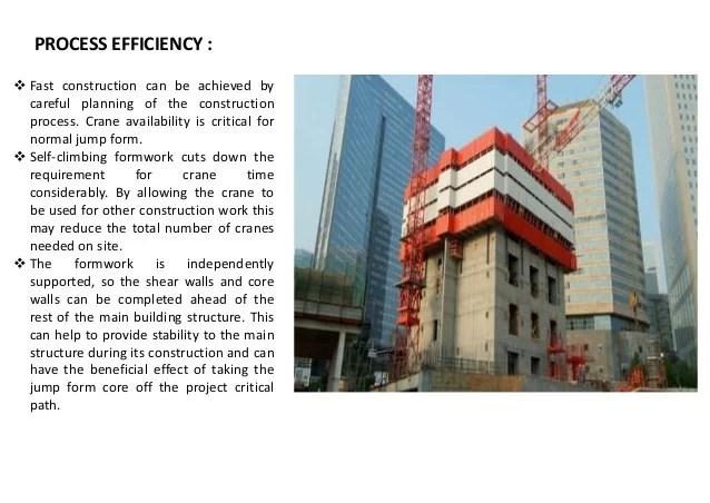 Slipform Construction