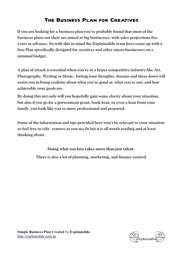 Small Business Proposal Sample Letter – Free Examples of Business Proposals