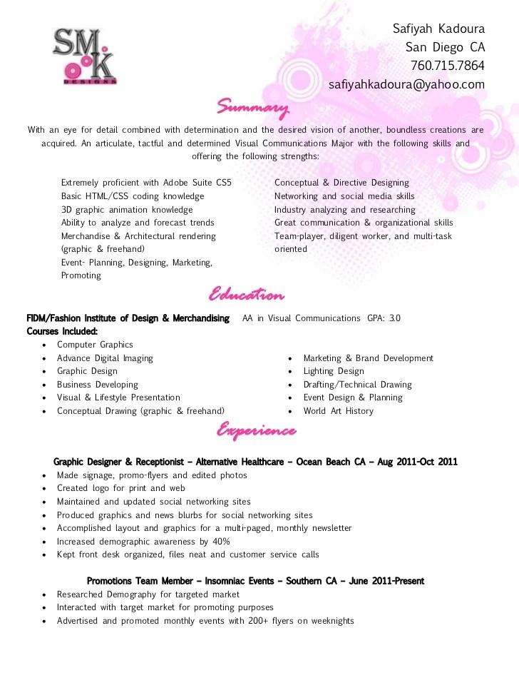 salon receptionist resume - Onwebioinnovate
