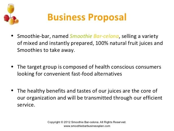business proposal plan template - Pinarkubkireklamowe