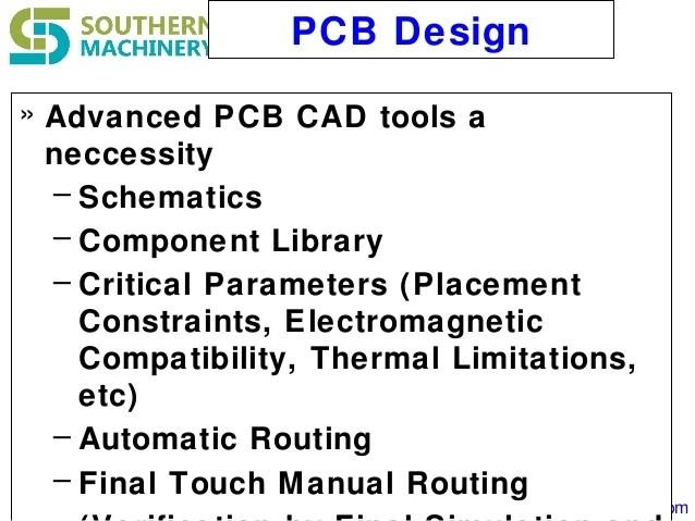 pcb printed circuit board design schematics gerber data design