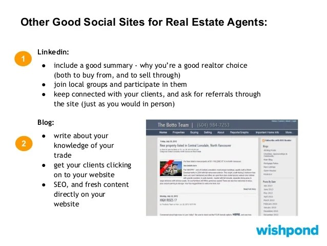 Social Media Marketing for Real Estate Agents: 21 Tips