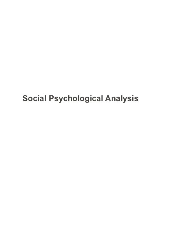 sample analysis paper - Roho4senses