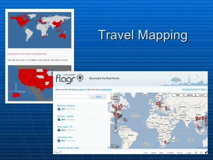 Travel And Mapping Software Definition Anexa Creancy - Travel mapping software