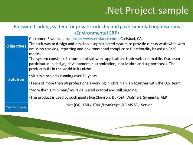 Company Profile Example Quest Career Softengi Software Development Company Profile