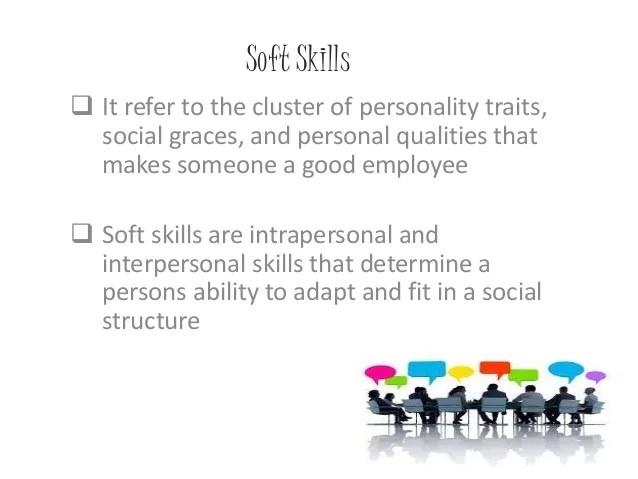 soft skills resume