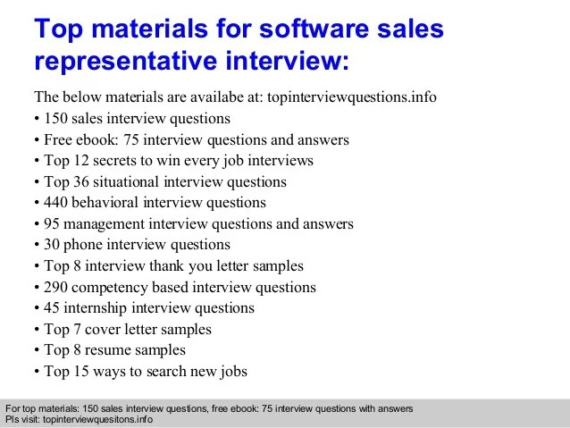 sales interview questions and answers - Eczasolinf - sample behavioral interview questions and answers