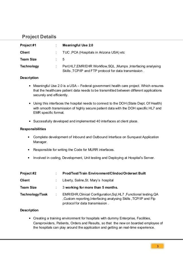 pca resume - Josemulinohouse - pct resume