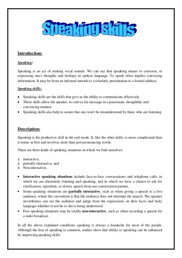 resume meaning and types