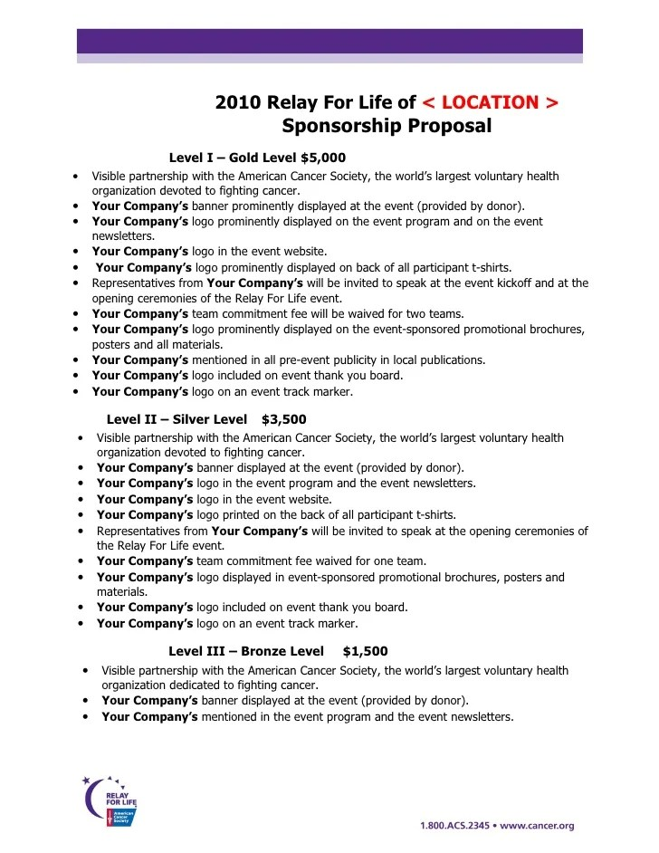 Sxsw Conference Festivals Sponsorship Proposal Template E Commercewordpress