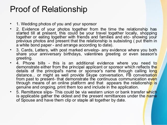 Sample Employment Reference Letter Canada Immigration Spouse Or Partner Sponsorship In Canada