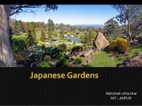 japanese landscape garden ARCHITECTURE
