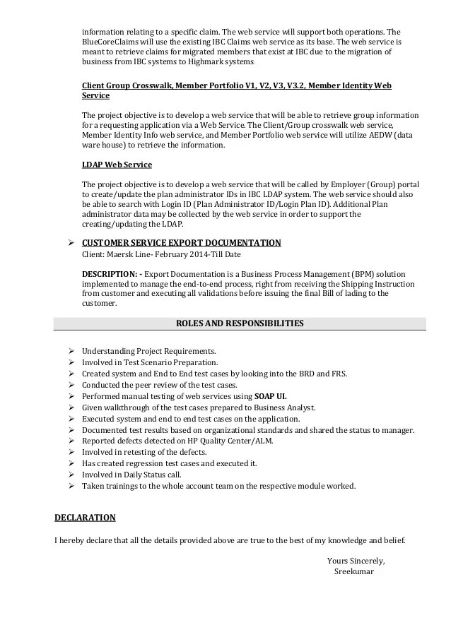 web services resume - Ozilalmanoof - web services manager sample resume