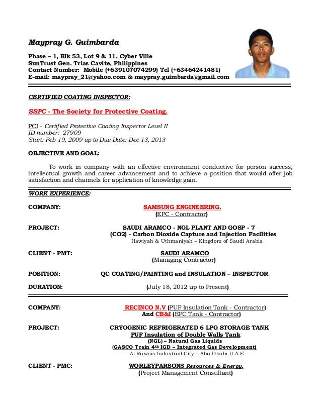 quality control clerk resume