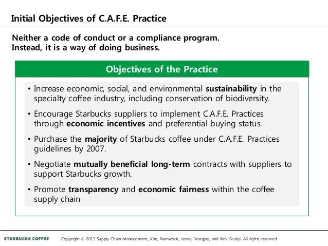 150 Of The Best Case Study Examples For B2b Product Marketers Starbucks Case Study Building Sustainable Supply Chain
