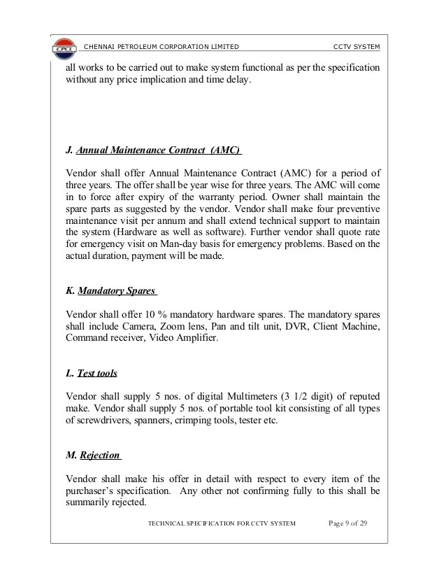 sample amc contract - Goalgoodwinmetals - yearly contract template