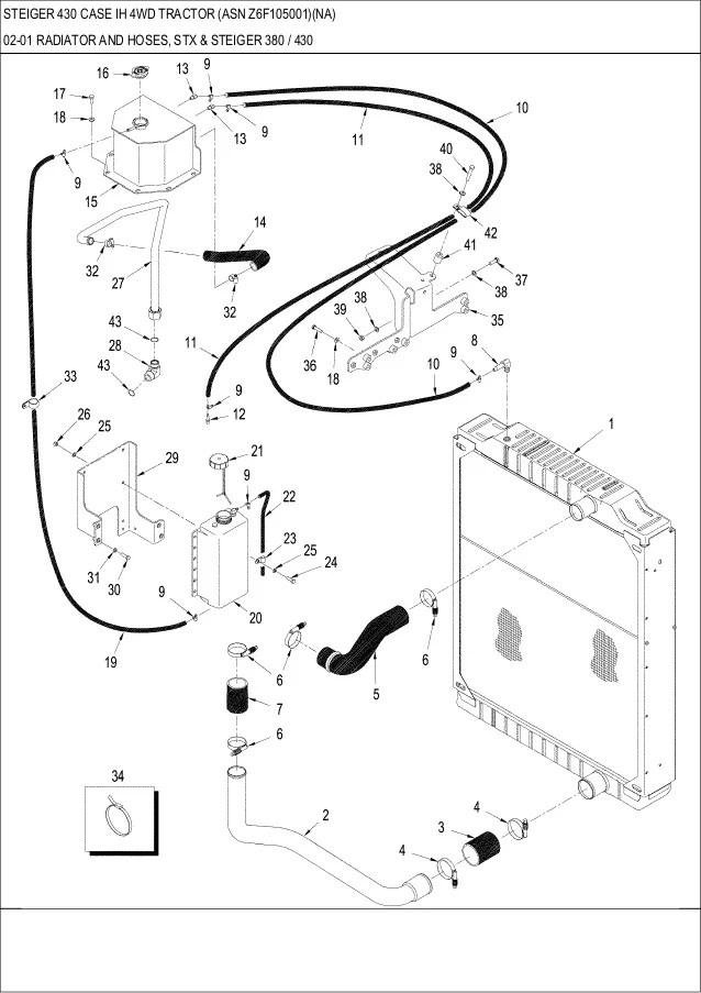 steiger tractor wiring diagram