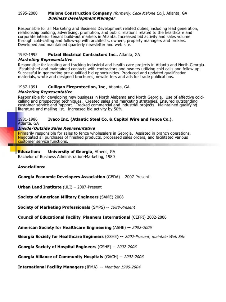 construction company resumes - Romeolandinez - Construction Company Resume Template
