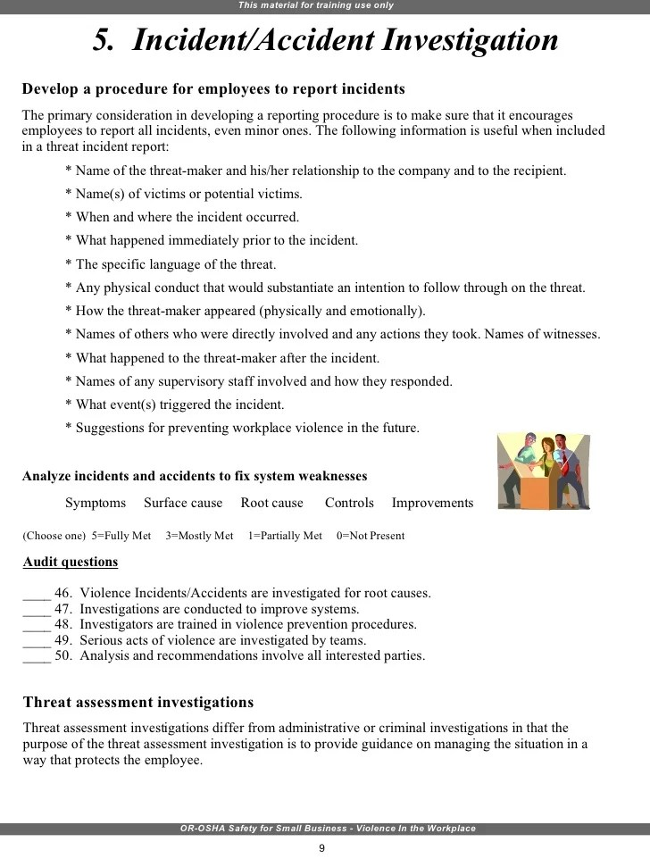 workplace incident report form template free - Onwebioinnovate
