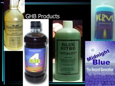 Other GHB Products