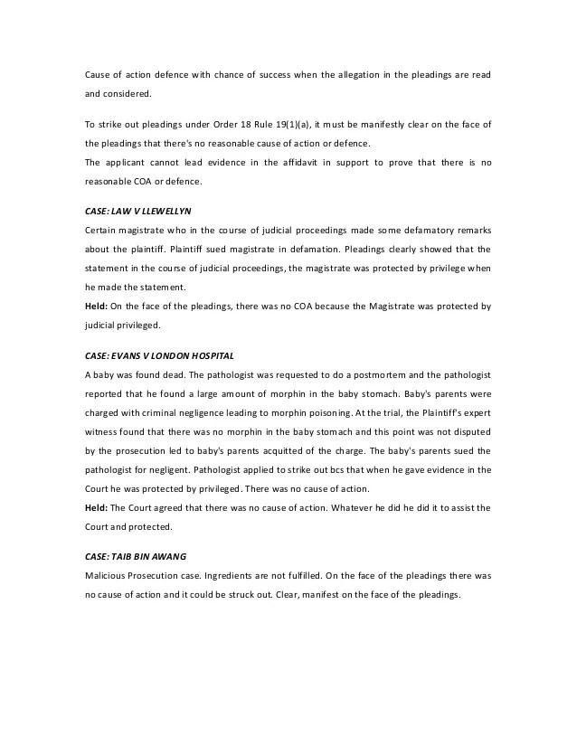 pleadings format - Barebearsbackyard