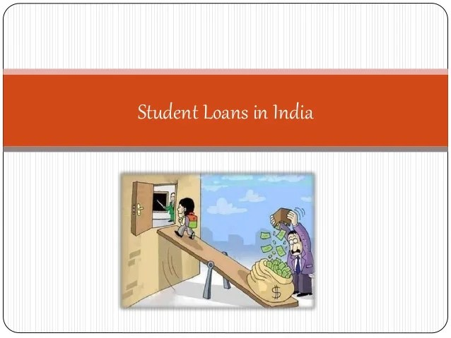 Student Loans in India : The Truth About Student Loans