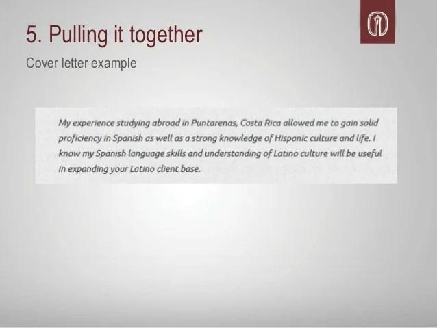 study abroad advisor cover letter - Manqalhellenes