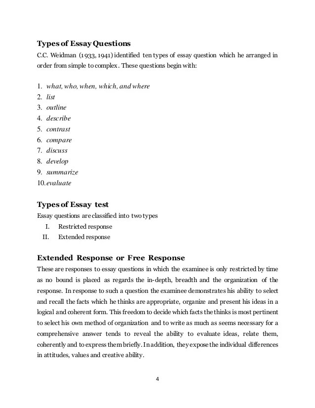 subjective essay examples - Canasbergdorfbib