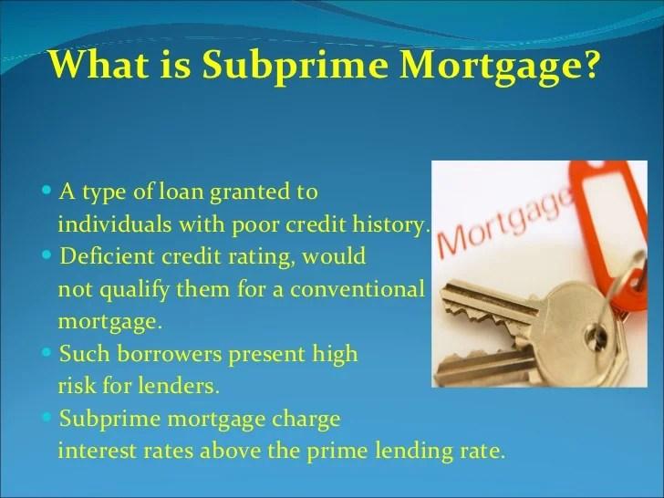 Subprime Mortgage Crisis? - reportthenews50.web.fc2.com