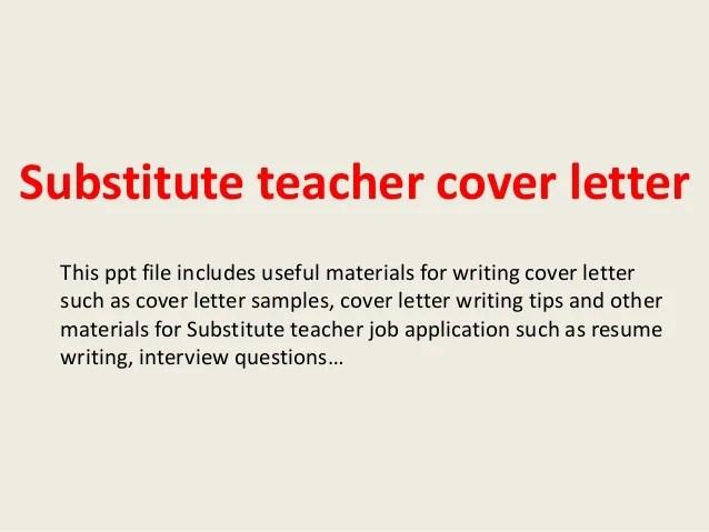 Resume Cv Cover Letter Resume Web Itbillionus Substitute Teacher Cover Letter