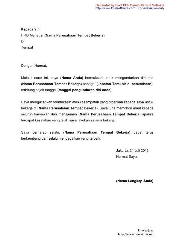 Cover Letter Creator | Application Letter Beserta Terjemahan