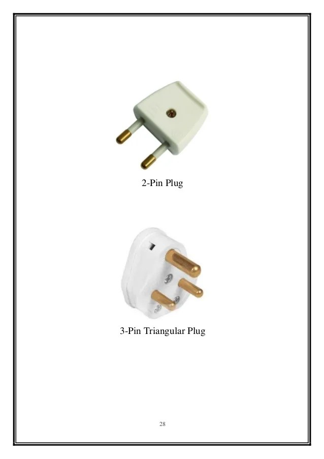 wiring a metal plug socket