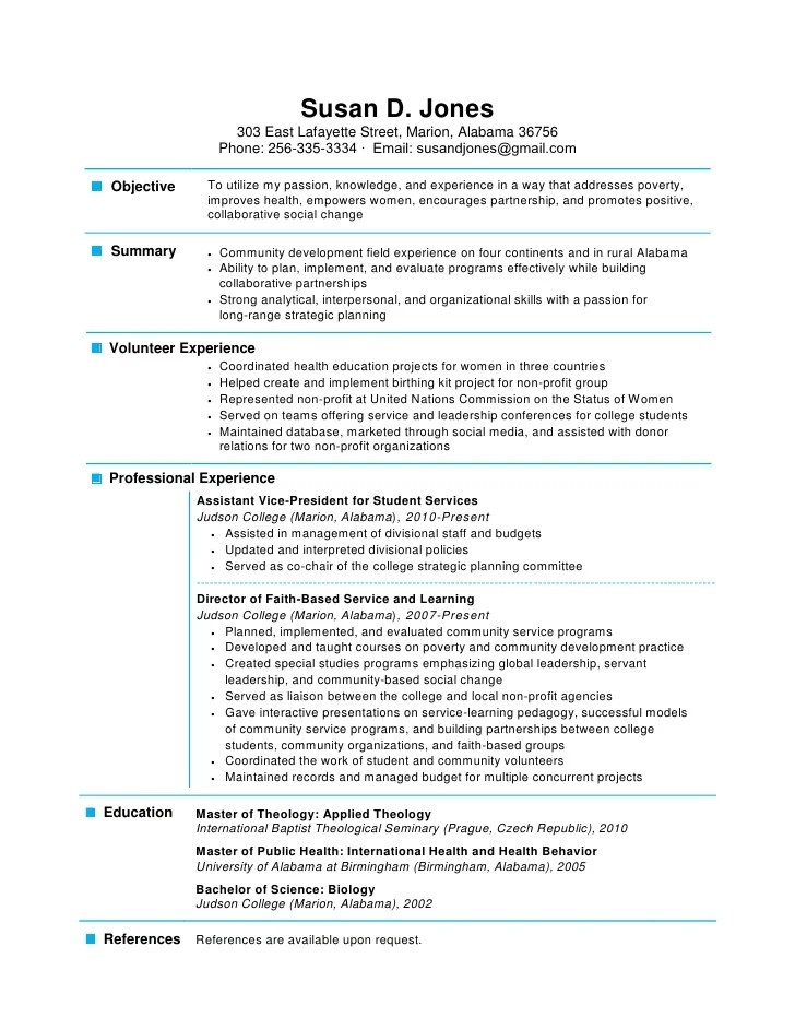 Best Resumes Templates 2012 Resume For Internship 998 Samples 15 Templates One Page Resume