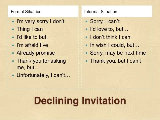 How To Thank Someone For Declining An Invitation Invitationsweddorg