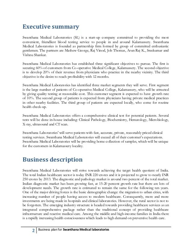 Indian Restaurant Business Plan Current Liability Business Plan For Medical Lab