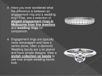 What Is The Difference Between A Wedding Ring And An ...