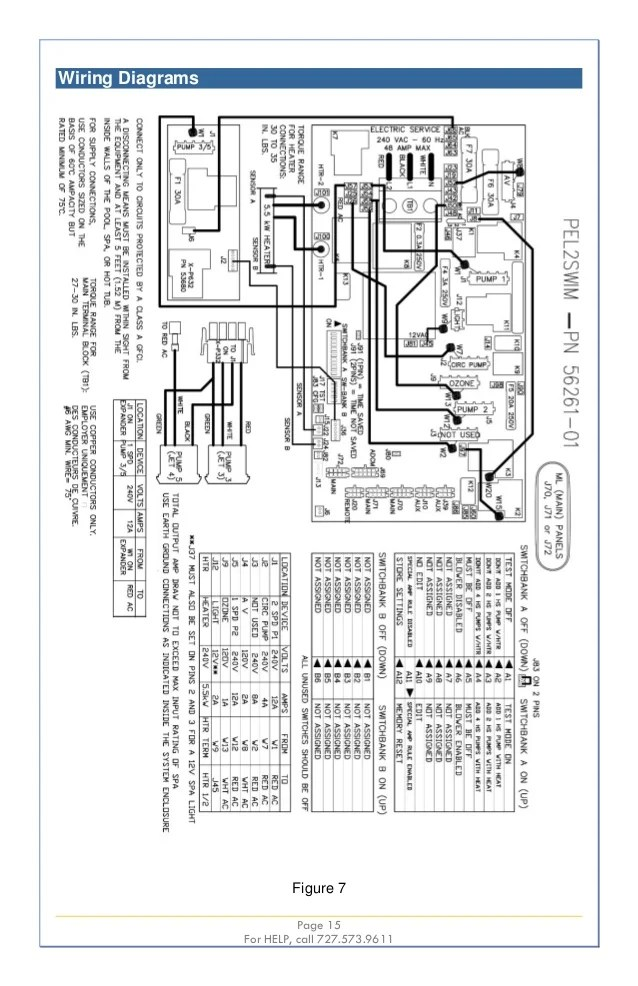 Garden Spa Wiring Diagram - Jhaloslancioit \u2022