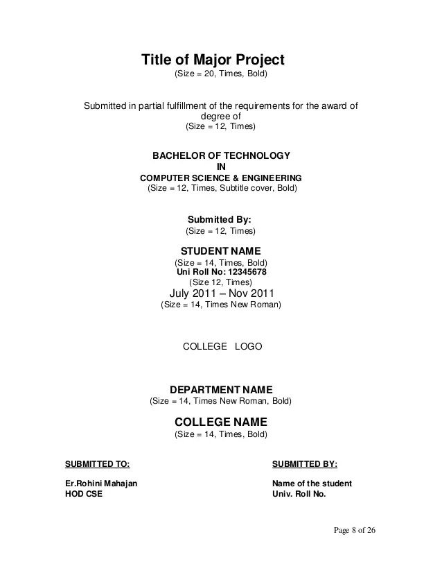 cover sheet for college paper - Mavij-plus