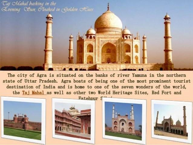 3d Wallpaper Name Rahul Taj Mahal Agra Ppt