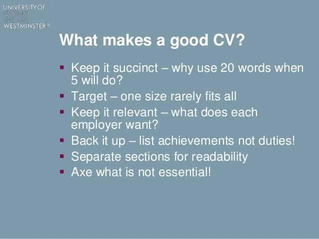 targeted resume best definition