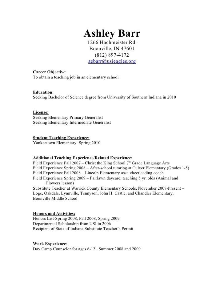 sample resume for daycare teacher - Kordurmoorddiner