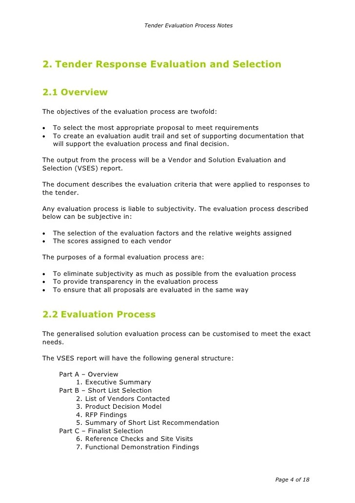 how to write a tender letter example - Towerssconstruction