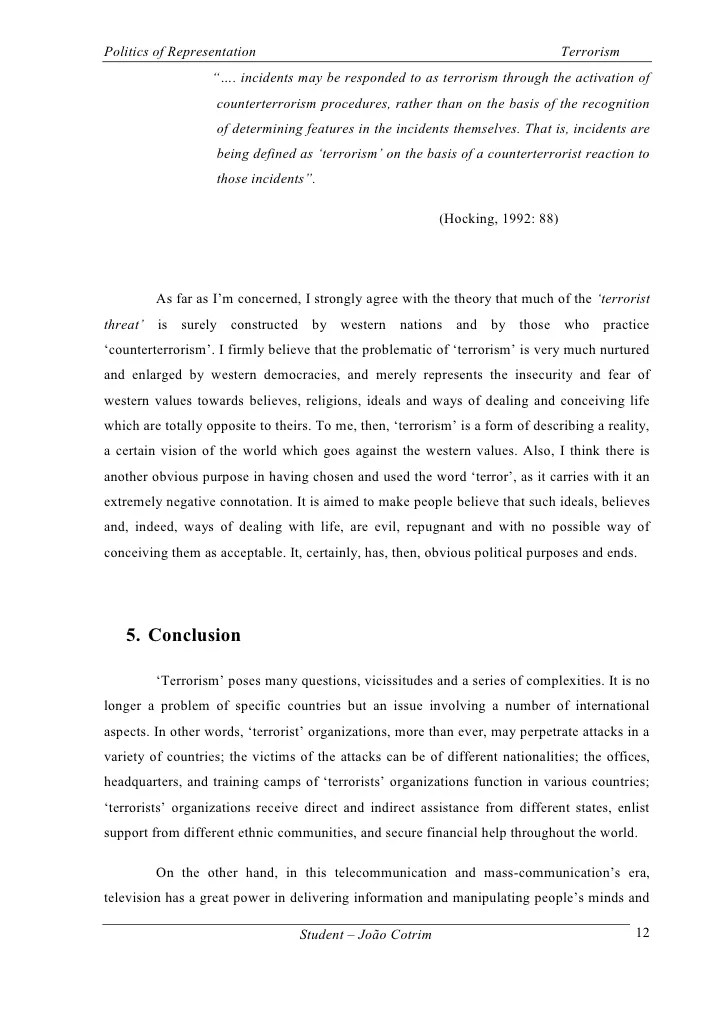 conclusion in an essay - Kenicandlecomfortzone