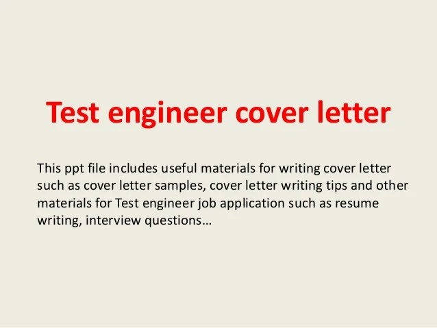 Cover Letter Qa | Resume CV Cover Letter