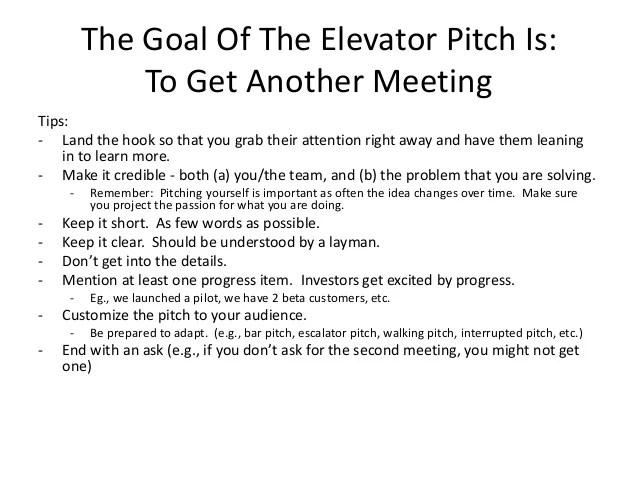 elevator speech examples for business - Vatozatozdevelopment