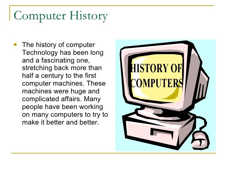 Essays on history of computers Research paper Service fxessayprbq